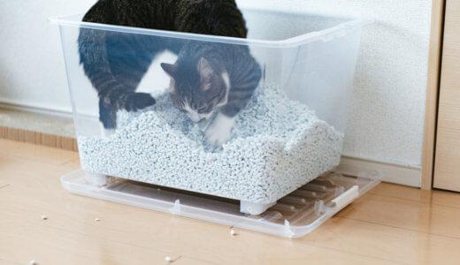 流せる固まる木の猫砂レビュー!猫に安全な木の猫砂が結構良くておすすめ!