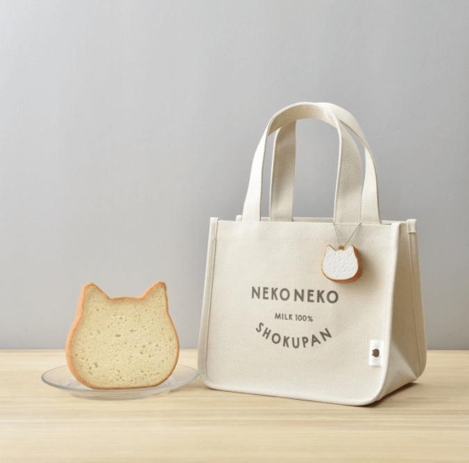 ねこねこ食パン ランチトートバッグ 雑誌